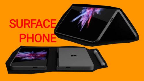 Legendarul Surface Phone ar putea fi produs, dar nu de Microsoft