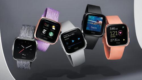 """Fitbit Versa se vinde ca pâinea caldă și îți arată că Apple Watch nu mai e """"cool"""""""