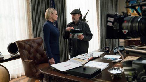 Noutăți de la Netflix în 2018: House of Cards în primele imagini