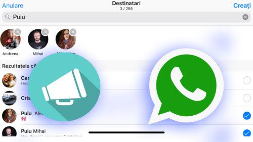 Opțiunea de pe WhatsApp mai utilă decât grupurile
