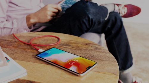 OnePlus 6 Silk White top telefoane chinezesti bune