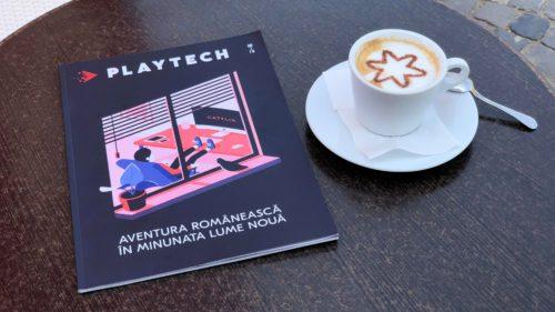 Playtech.ro, site-ul nr. 1 de tehnologie, lansează revista PLAYTECH