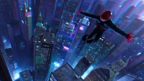 Spider-Man: Into the Spider-Verse, o animație superbă cu supereroi