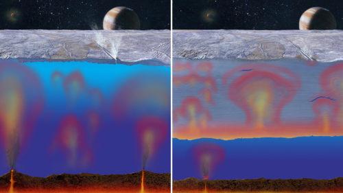 Luna lui Saturn ar putea găzdui viață, iar dovezile au fost întotdeauna acolo