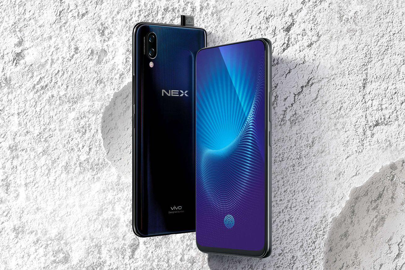 Vivo Nex telefon China