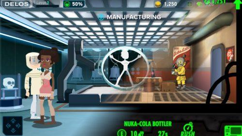 Jocul Westworld, acuzat că-i o copie jenantă după Fallout Shelter