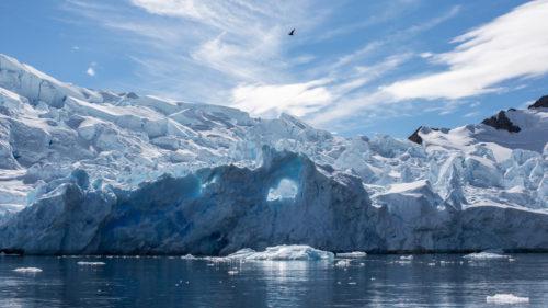 De ce și cât de mult se înalță Antarctica în fiecare an