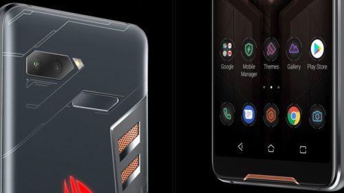 Telefonul de gaming ASUS ROG Phone are o dată de lansare oficială
