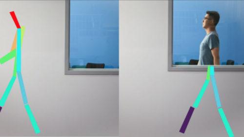 <span class='highlight-word'>VIDEO</span> Inteligența artificială care te poate vedea prin pereți