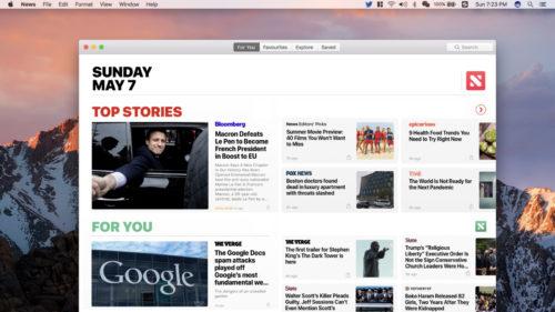 Applicațiile de iOS ajung pe Mac: sistemele de operare devin mai apropiate