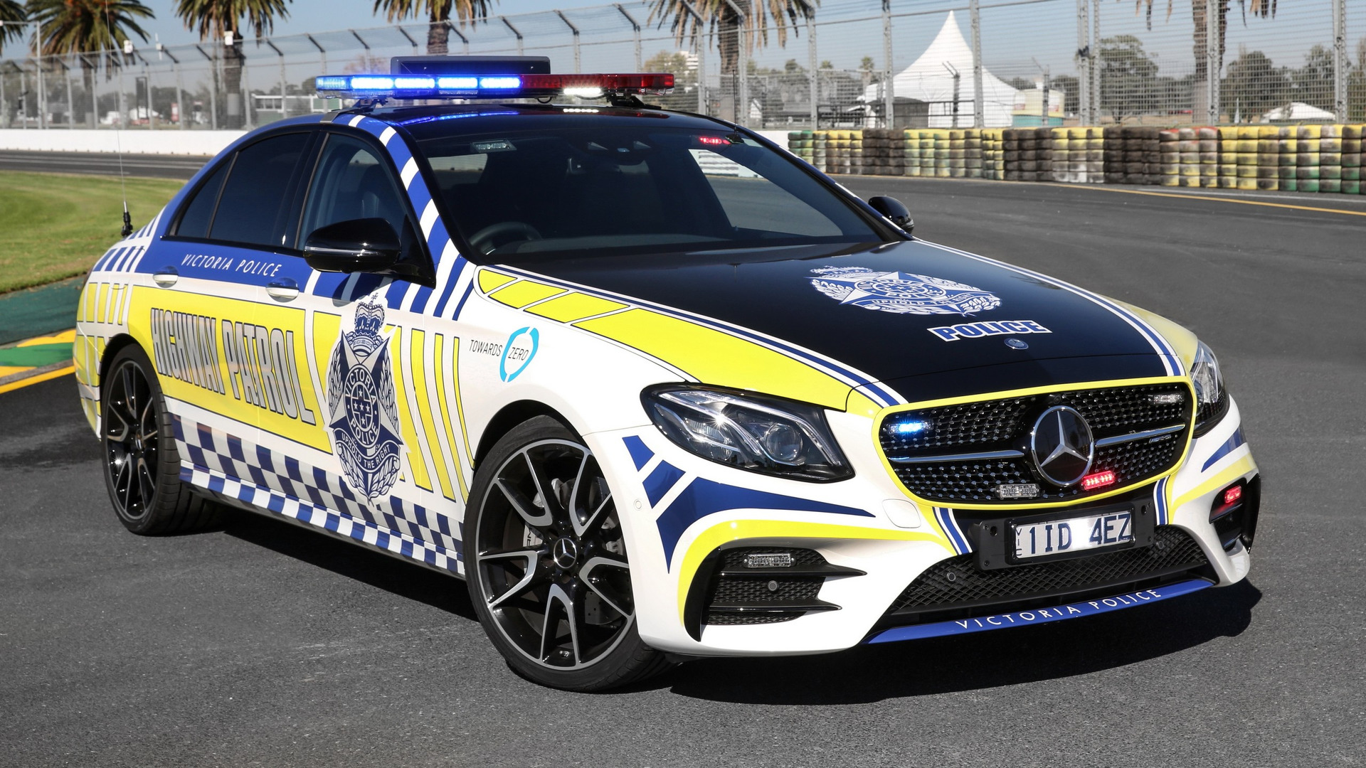 mercedes gle coupe politie