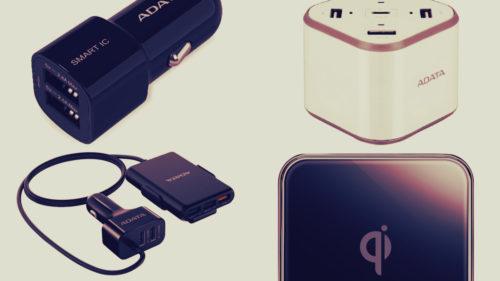 ADATA anunță serie nouă de accesorii pentru telefon și nu numai