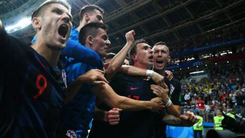 Campionatul Mondial de Fotbal 2018: Croația și Franța vor juca în finală