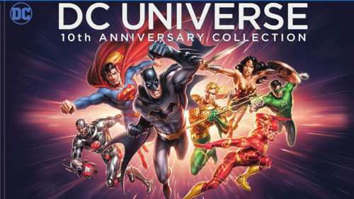 DC Universe serviciu streaming