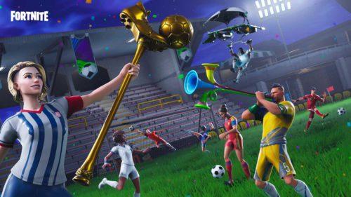 Campionatul Mondial de Fotbal 2018: jucătorii au celebrat ca în Fortnite