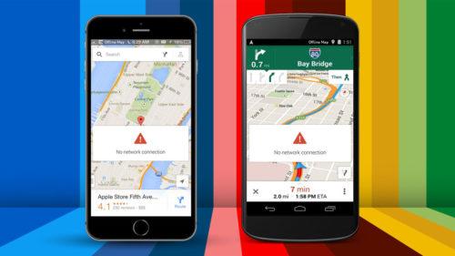 Cum folosești Google Maps offline ca să nu te pierzi fără net