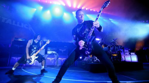 Cât costă biletul la Metallica pentru concertul din București