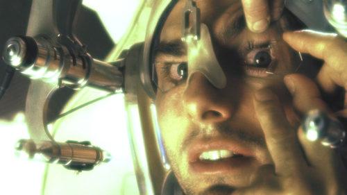 Sistemul SF care îți scanează ochii și-ți ghicește personalitatea