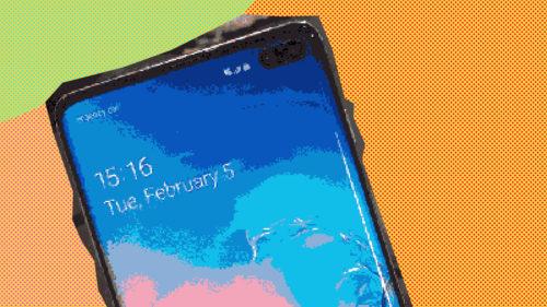 VIDEO Samsung Galaxy S10 are o problemă și singura soluție e asta