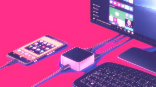 Telefon-Microsoft-cu-Android