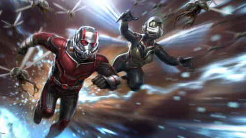 Ant-Man and the Wasp – Cel mai mic supererou e peste așteptări