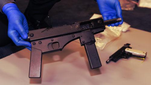 Armele printate 3D tocmai au devenit, într-un fel, legale