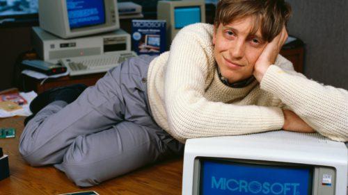 Jocul făcut de Bill Gates despre care Apple a zis că e stupid