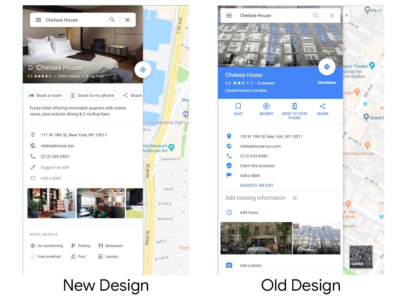 google design aplicații