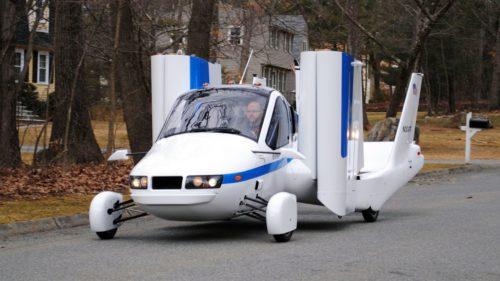 Mașina zburătoare care arată ca un elicopter malnutrit