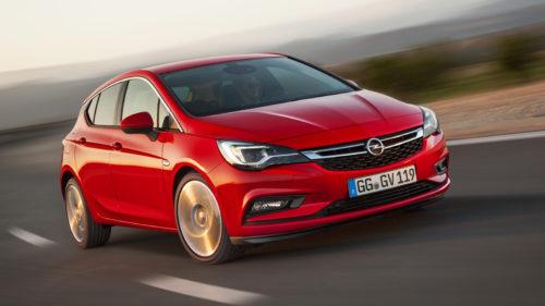 FOTO Cum arată noua Opel Astra, mașina de suflet pentru mulți români