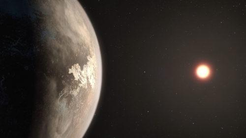 O planetă care seamănă cu Pământul are o climă mai blândă ca a noastră