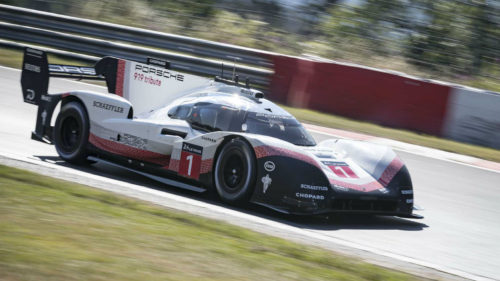 <span class='highlight-word'>VIDEO</span> Porsche a doborât cel mai important record de la Nürburgring