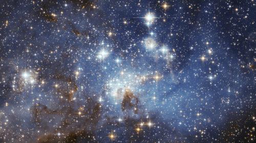 A fost descoperit cel mai strălucitor obiect din Universul timpuriu