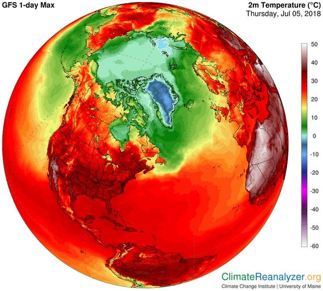 temperaturi extreme america
