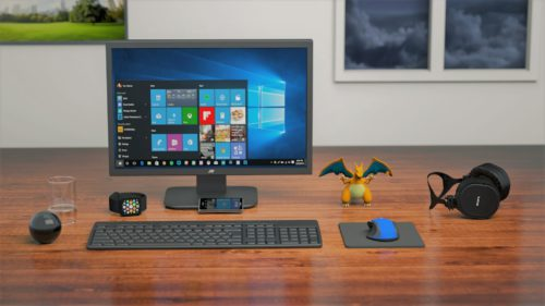 Munca de acasă schimbă lucrurile: cum a crescut cererea pentru PC-uri