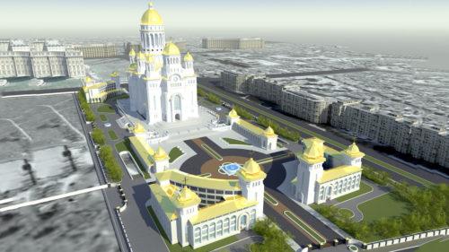 Cât costă Catedrala Mânturii Neamului și cât de mare este contribuția BOR