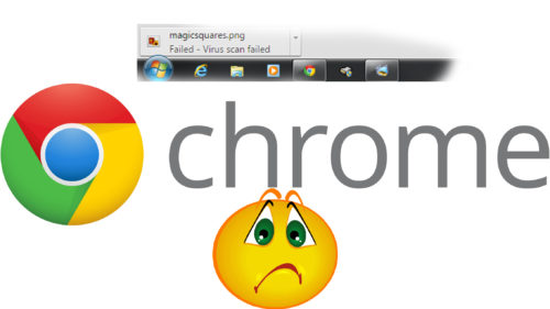 Google Chrome îți blochează un download: cum dezactivezi scannerul de viruși integrat