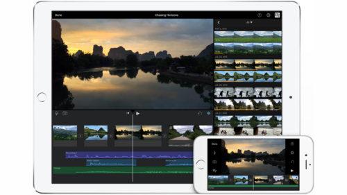 Cum combini și decupezi cliprui în iMovie pe iPhone și iPad