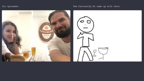 Cum transformi o poză într-un desen prost cu AI