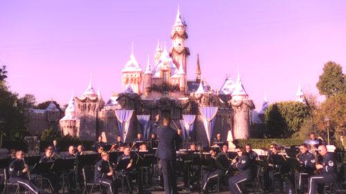 Disneyland poze vara