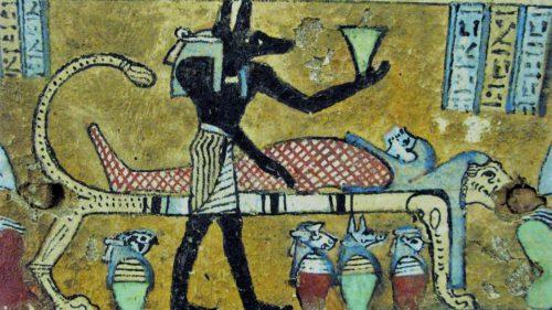 Egipt îmbălsămare