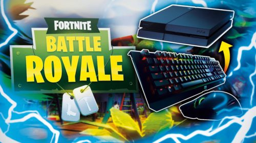 Fornite periferice mouse tastatura gamepad