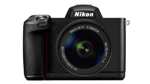 Nikon-mirrorless-full-frame-camera