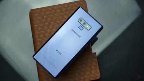 Cum arată Samsung Galaxy Note 9 dezasamblat și ce-i diferit de Note 8