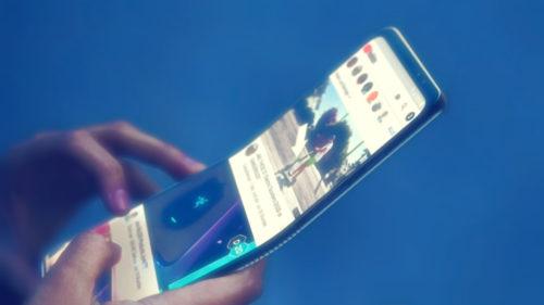 Telefonul pliabil de la Samsung va avea propriul ecran Infinity