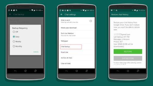 Google vine cu o veste bună pentru utilizatorii de WhatsApp