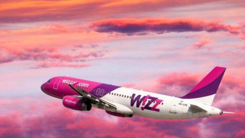 Țara în care Wizz Air a fost desemnată cea mai nepunctuală companie