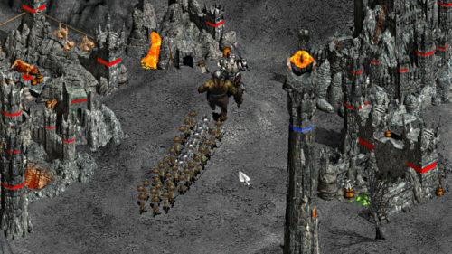 Modul pentru Age of Empires II care te duce în lumea Lord of the Rings