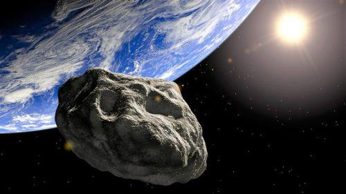Stațiile spațiale ale viitorului vor putea fi construite în interiorul asteroizilor