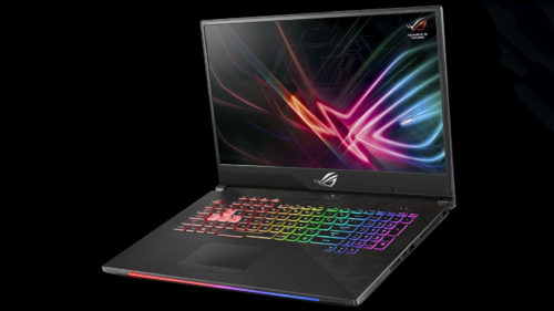 asus gaming 17 inci GL704 Scar II_14-1_light